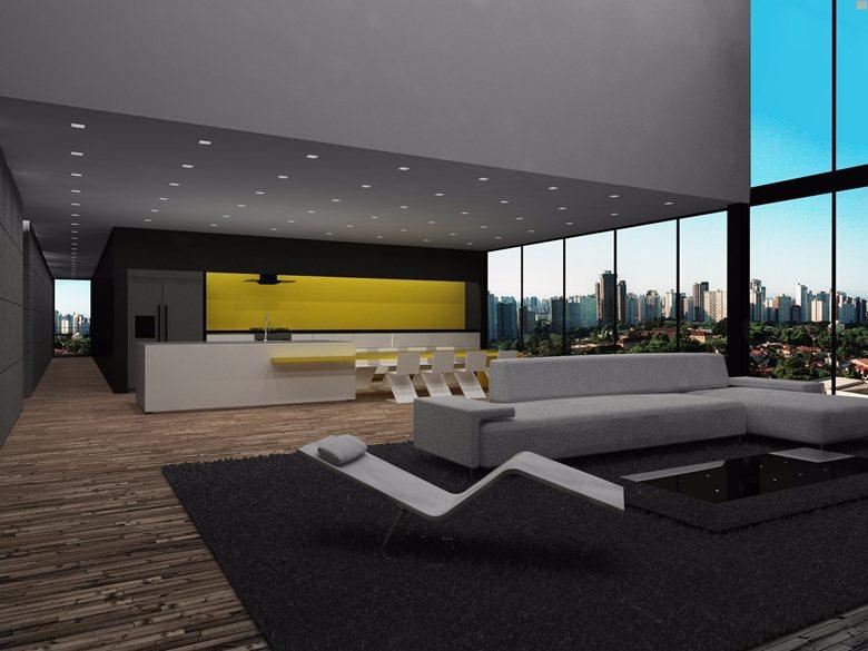 Concept Apartment
