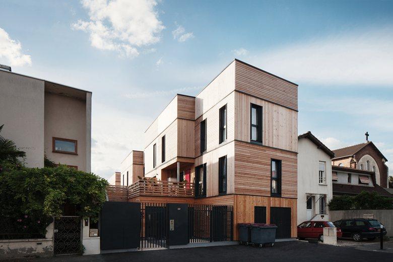 17 logements collectifs