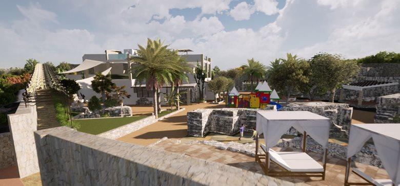 Ristrutturazione villa con parco Gallipoli