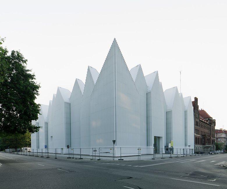 The Philharmonic Hall Szczecin