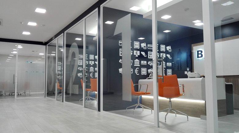 nuova filiale di BancAnagni a Pomezia