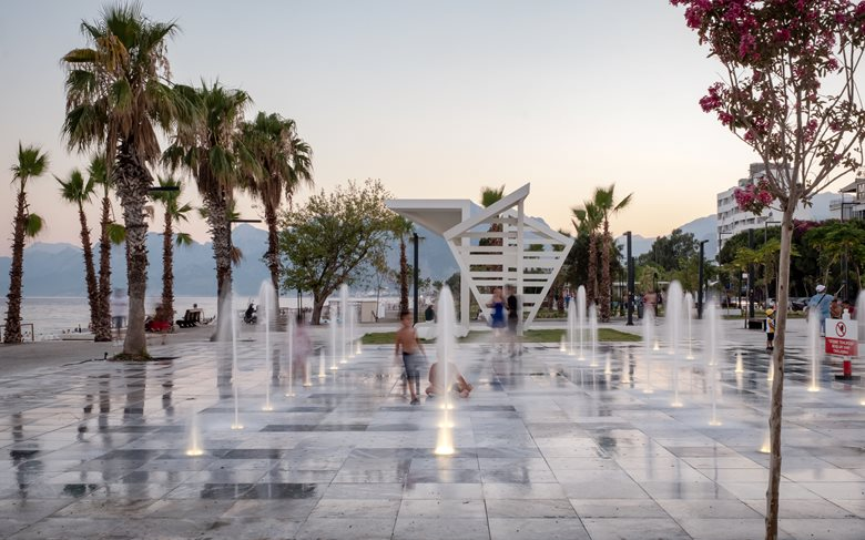 Antalya Konyaalti Coastline Urban Rehabilitation