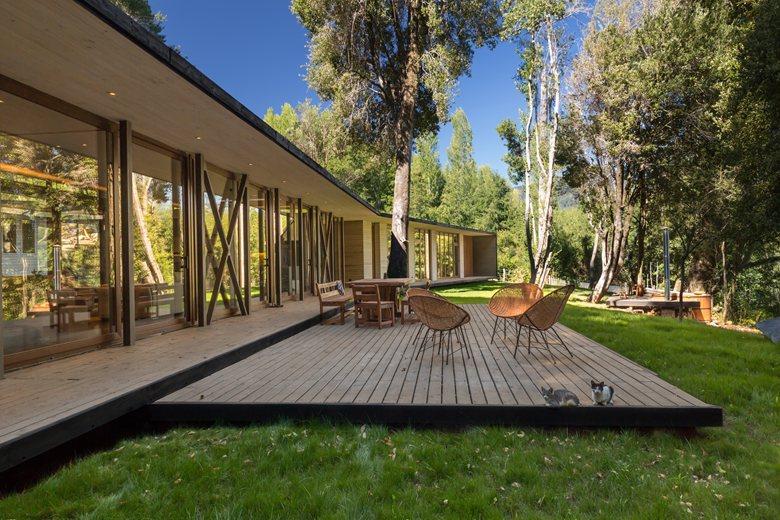 House in Lake Villarrica