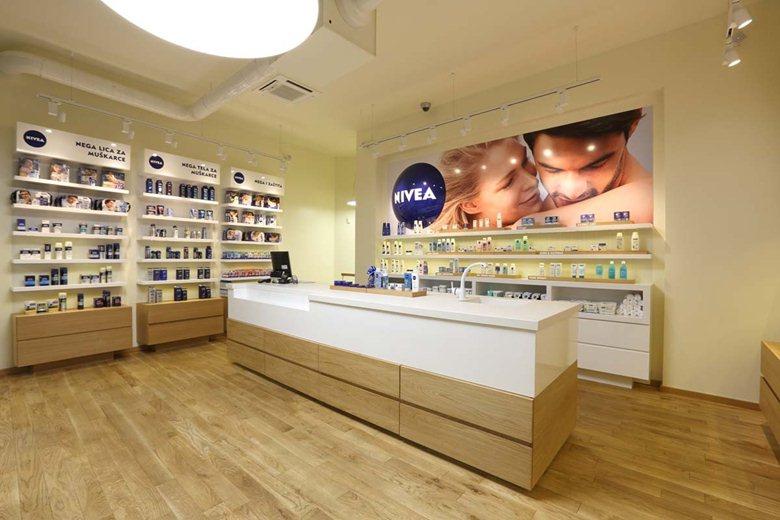 Nivea shop & skin care centar