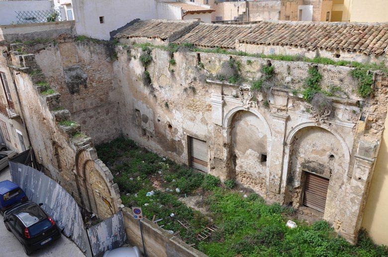 Spazio culturale - ex Chiesa di San Giovannello Marsala