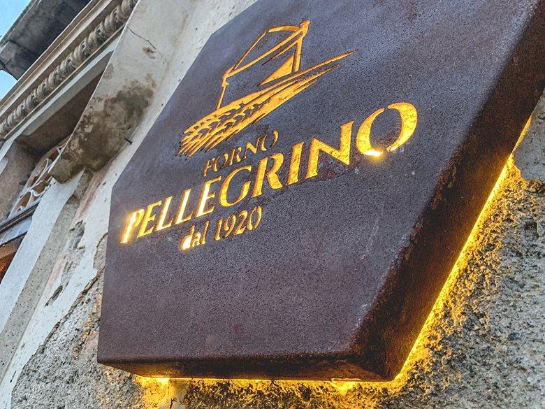 Forno Pellegrino dal 1920