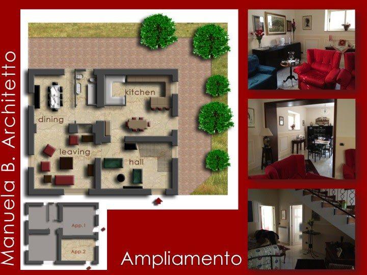 ampliamento abitazione privata
