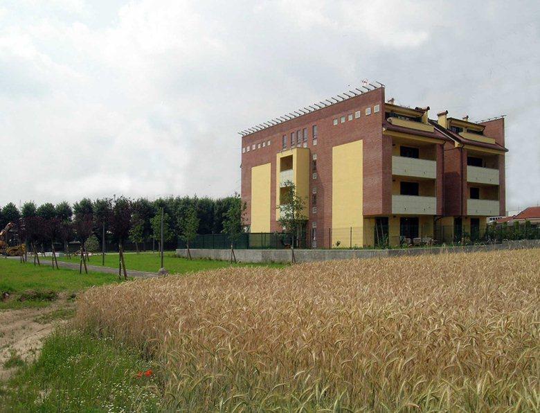Progetto di edificio residenziale