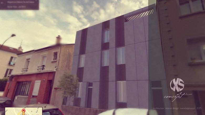 House Reconstruction PARIS