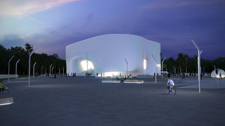 Multifuncional Building Rossi Sud