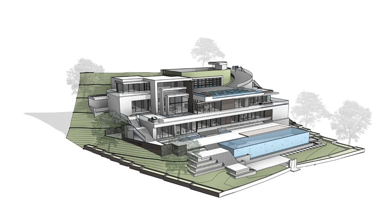 Chalon Rd Residence   Bel-Air