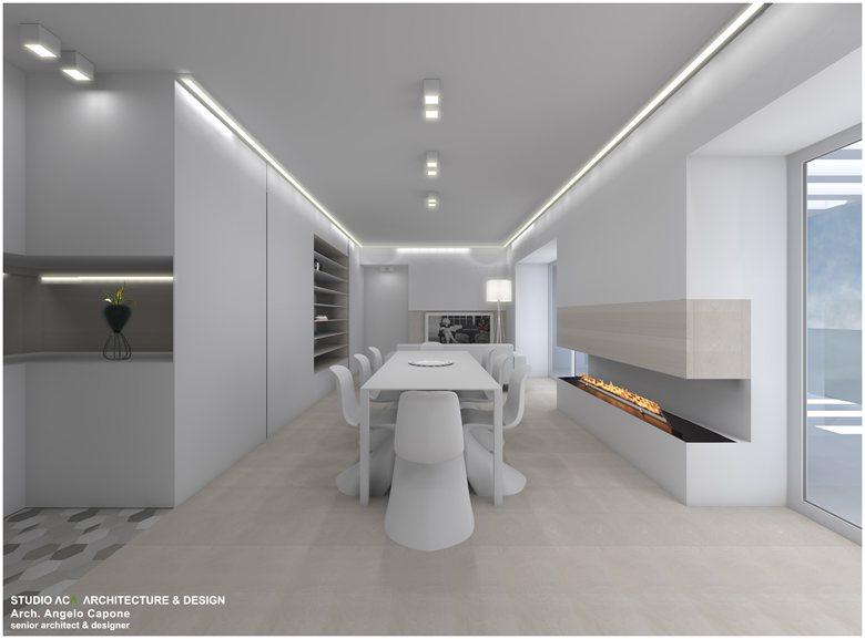 Progettazione di interni e dell 39 arredamento casa g g for Interni casa design