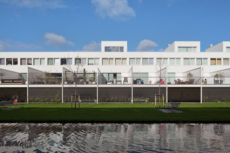 23 Town Houses in Amsterdam - Osdorp