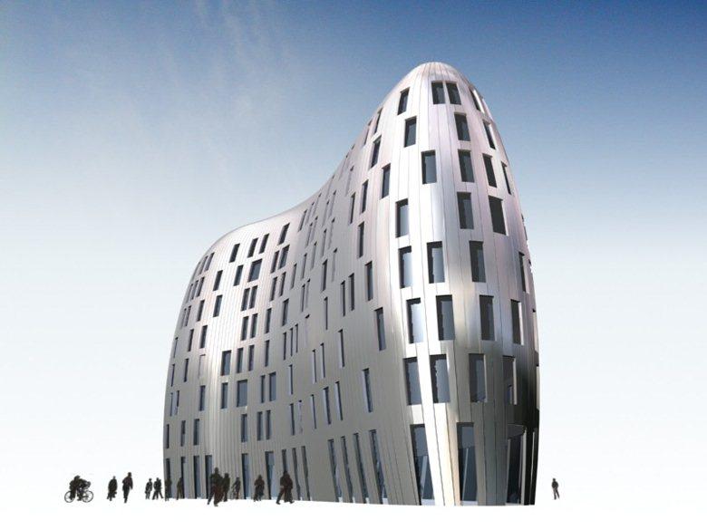 edificio di edilizia residenziale