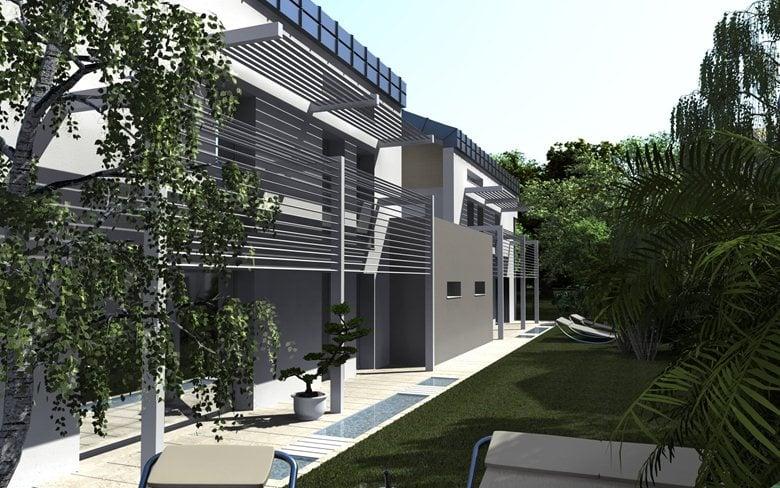Nuova Costruzione Edifici Bifamiliari