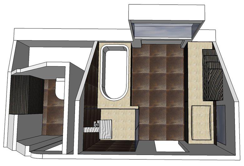 Projet de rénovation et aménagement de salle de bain et toilette ...
