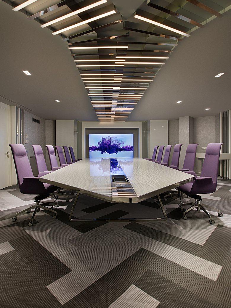 Philip Morris SA, Philip Morris Sabanci Marketing and Sales Inc. Office Meeting Rooms