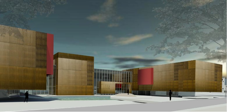 Progetto per il Piemont Fashion Culture Innovation Park
