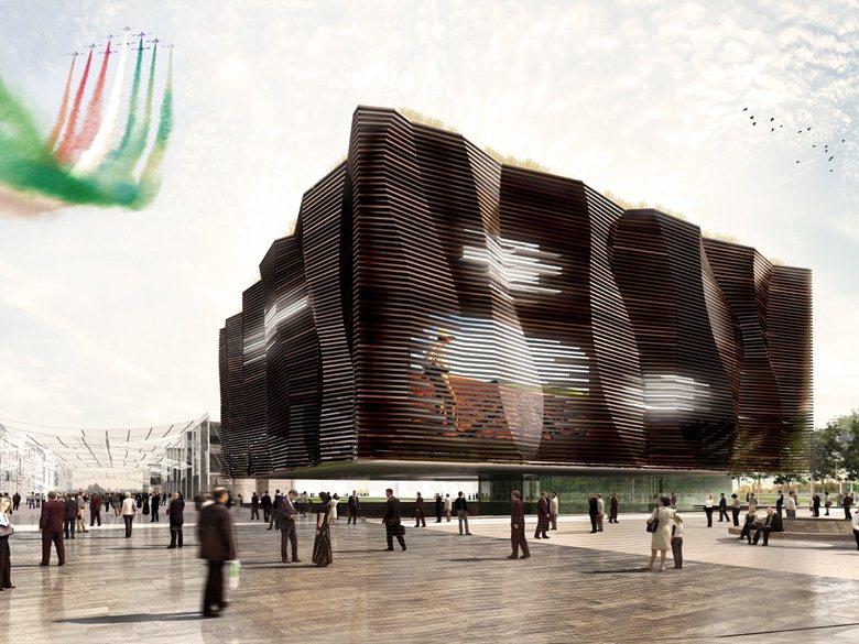 Padiglione Italia Expo Milano 2015