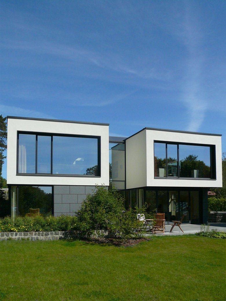 House at Lake Plau