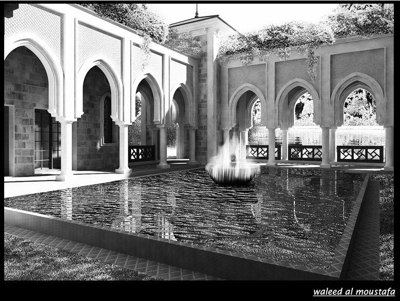 Andalusian Style - Saudi Arabia - Riyadh   WALEED AHMAD