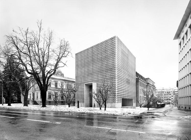 Bündner Kunstmuseum extension
