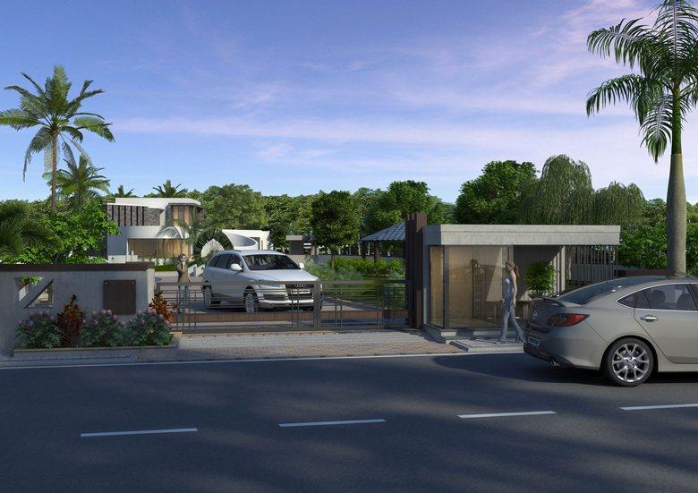 Architecture Design, Urban, Township, Company India