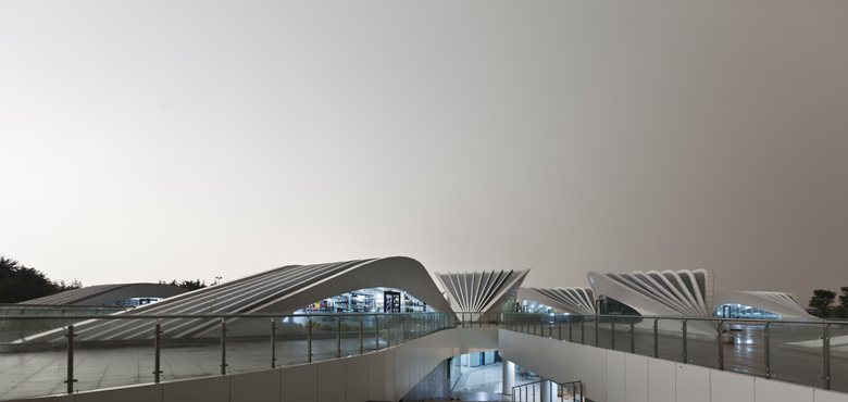 Rizhao Visitor Center