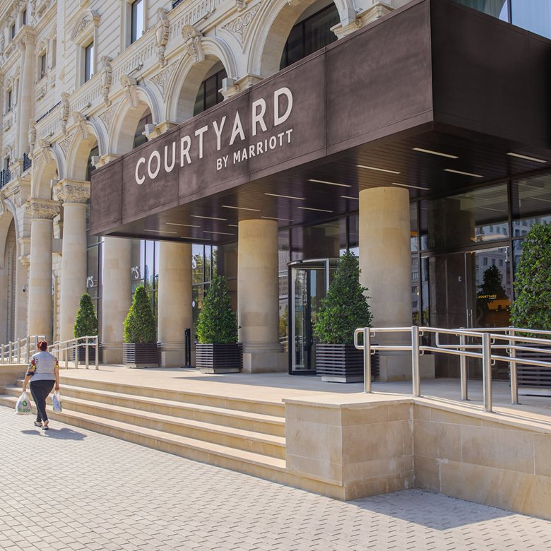 ''Courtyard by Marriott'' project