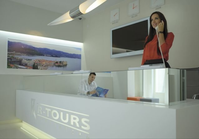 11120 Tourist Agency R-Tours