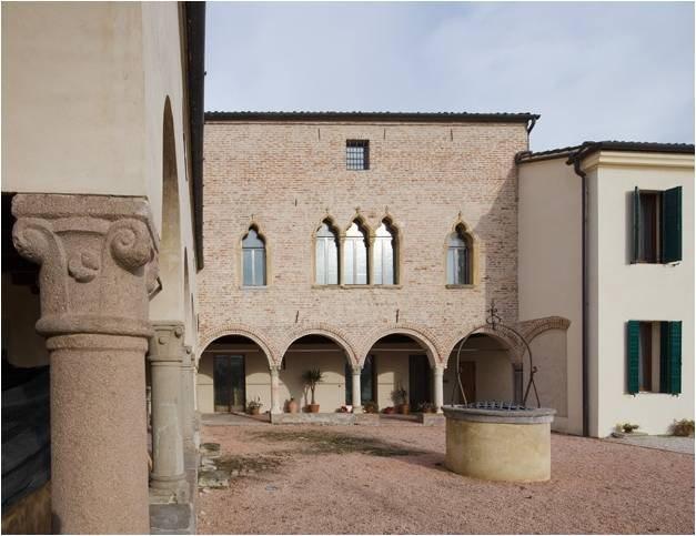 Restauro del Chiostro dell'ex convento S. Margherita V.M.