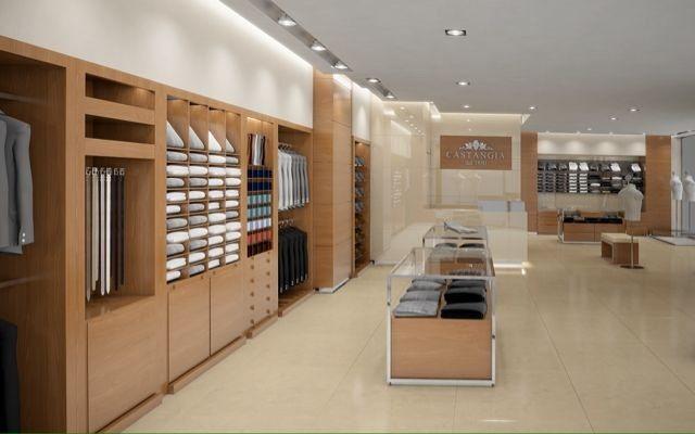 Boutique Castangia ad Hangzou in Cina
