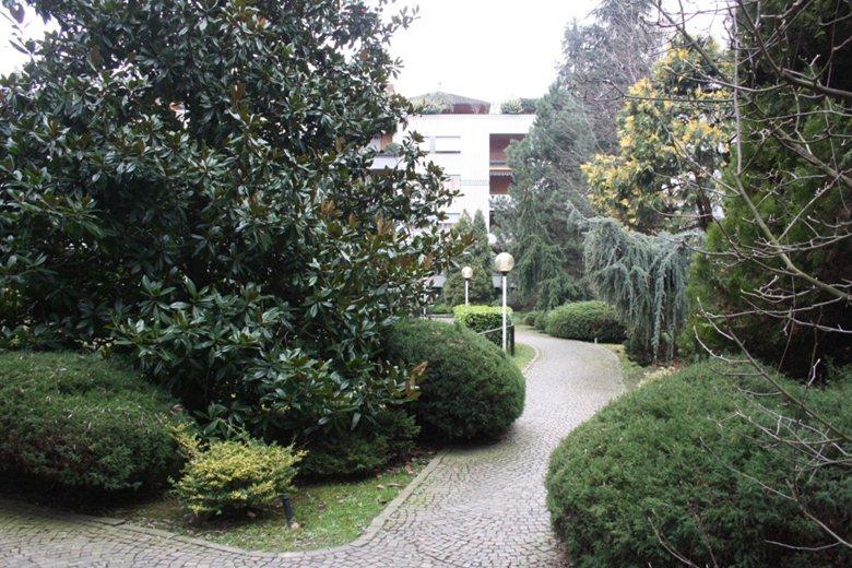 Valutazione di stabilità e interazione con gli edifici degli alberi a dimora nel parco del Condominio *** in Arese