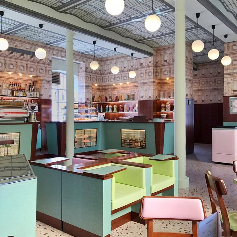 Wes Anderson Coffee Table Book.Bar Luce Wes Anderson