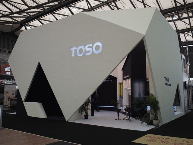 EXPO DECO 2011 TOSO-booth