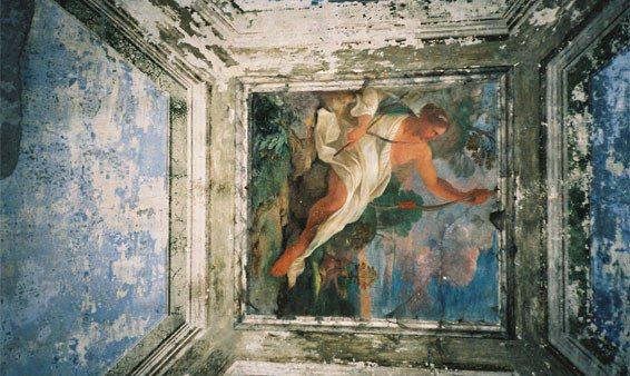 Restauro del Palazzo Doria Panphili