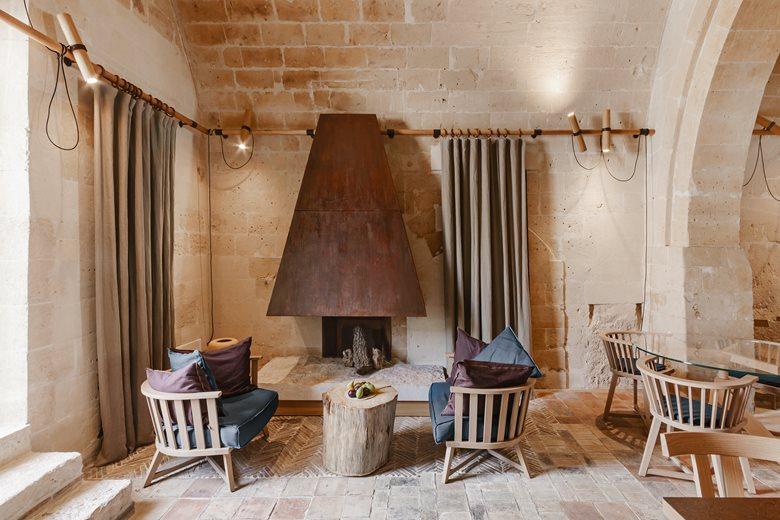"""breakfast lounge """"Le Dimore dell' Idris"""""""