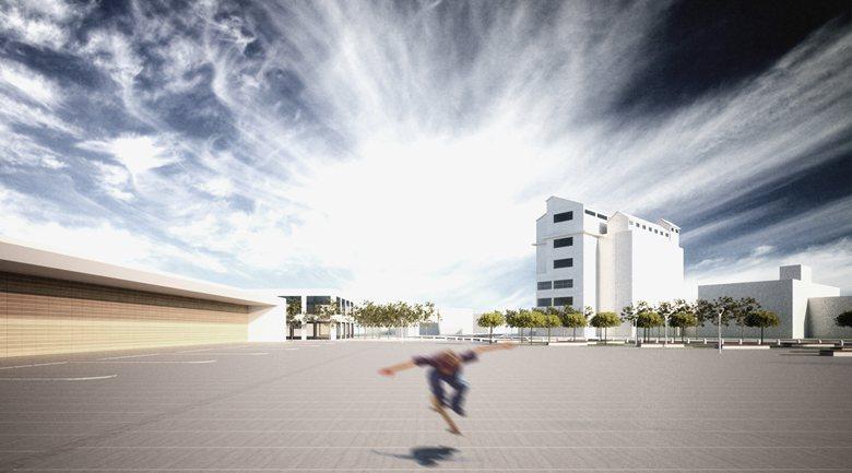 Concorso di idee per la riqualificazione di dieci aree urbane periferiche - Villabate, Piazza Figurella