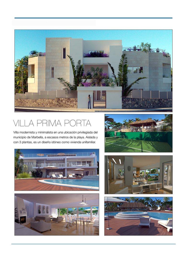 Venta de Villa de lujo en Urbanizacion Bahia de Marbella (Marbella)
