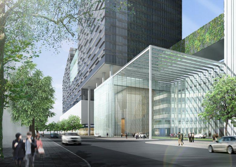 CITIC Financial Centre