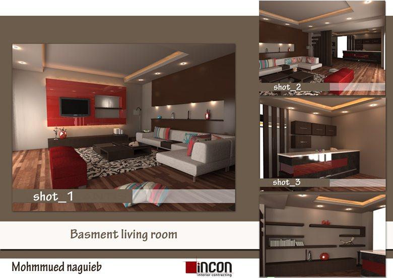 Design Interior  and furniture with Incon