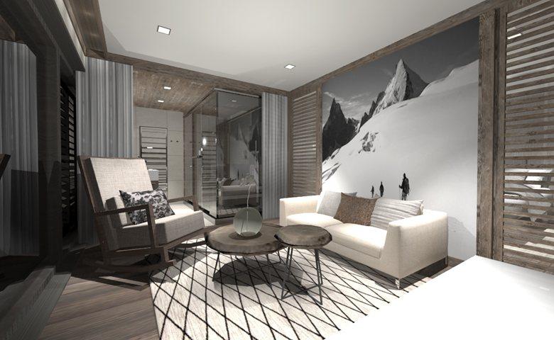 Cervinia luxury boutique hotel