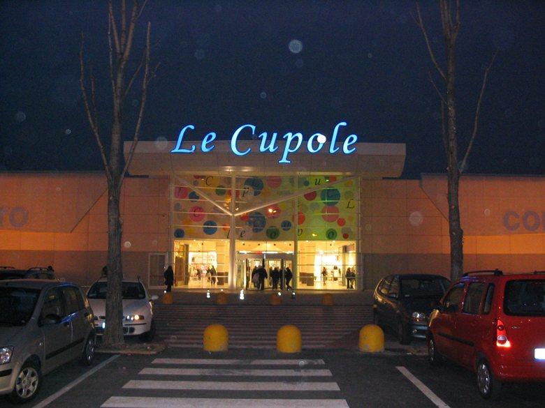 """Centro commerciale """"le cupole"""""""