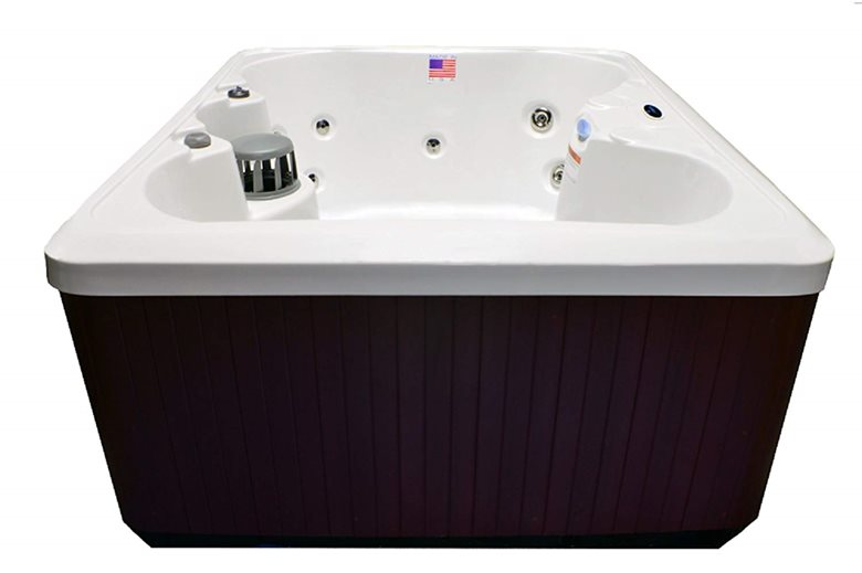Installing 6 Person 32 Jet Spa with Stainless Jets