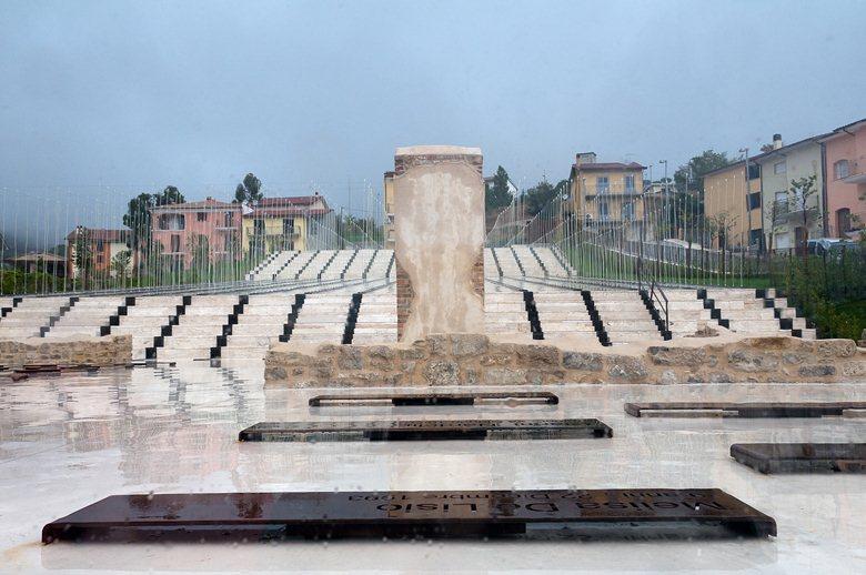 Parco della Memoria a San Giuliano di Puglia