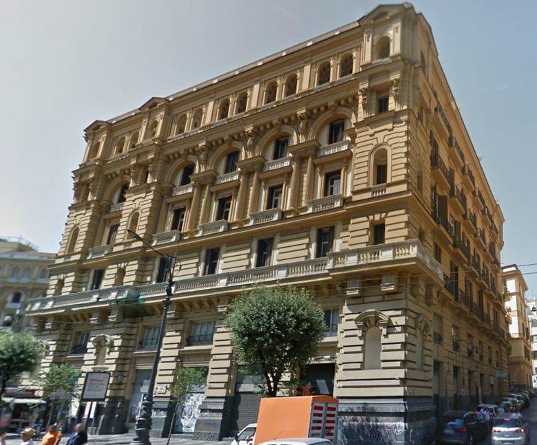 Edificio storico Napoli Quattro Palazzi