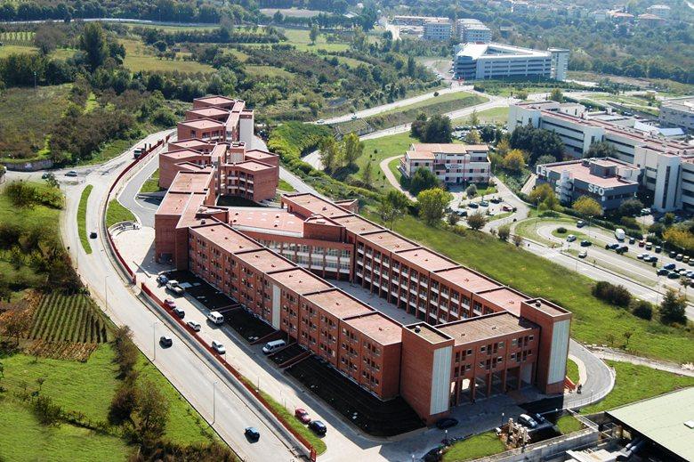 Residenze Universitarie nel Campus di Fisciano, Università degli Studi di Salerno
