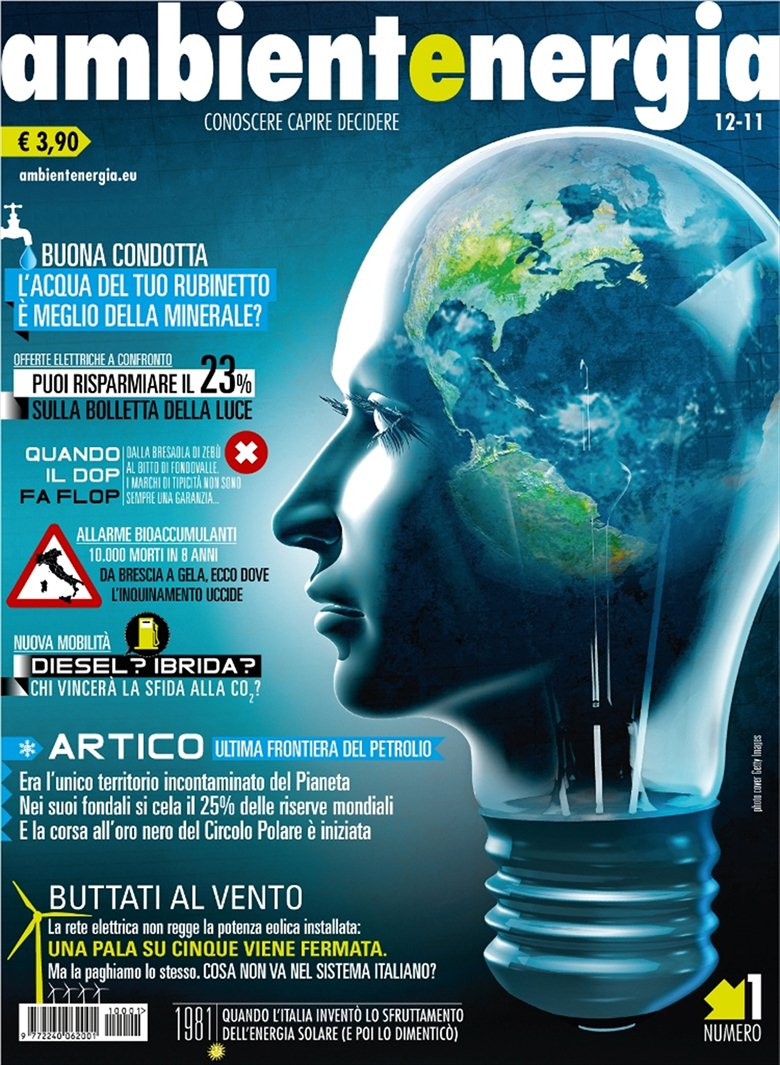 Articolo rivista Ambientenergia