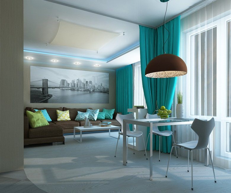 Private apartments in St. Petersburg