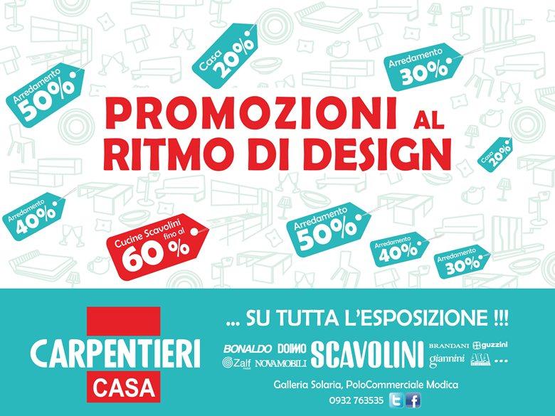 Promozioni al Ritmo di Design